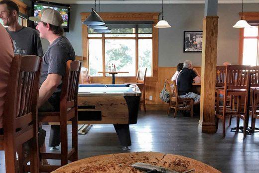 The Flying Steamshovel Pub