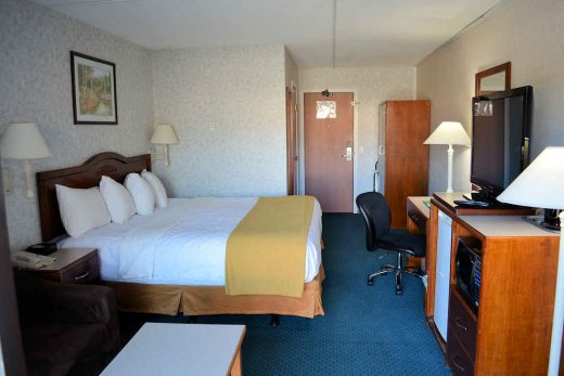 Canada's Best Value Inn Single Bed Room