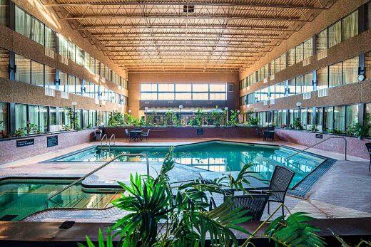 Sandman Hotel Pool