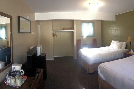 Ray Lyn Motel Double Bed Room