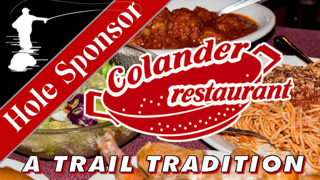 9 - Colander Restaurant