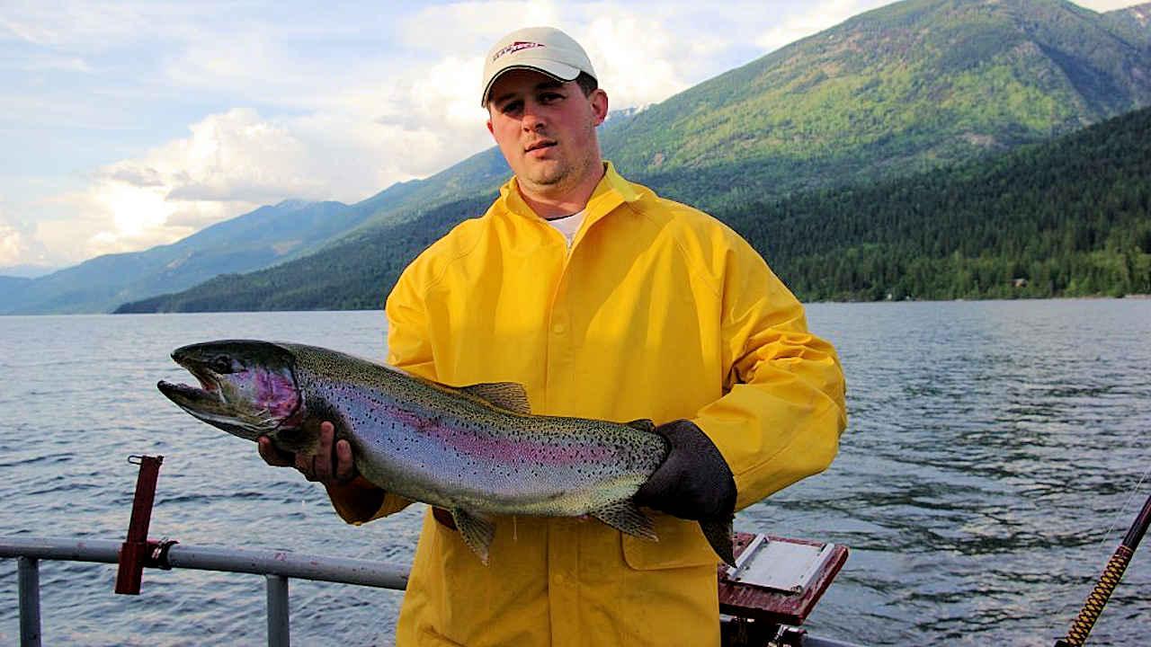 Arrow Lake Gerrard Rainbow