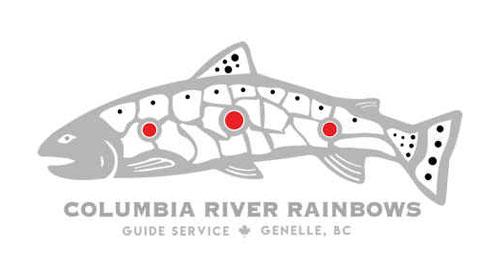 Columbia River Rainbows Logo