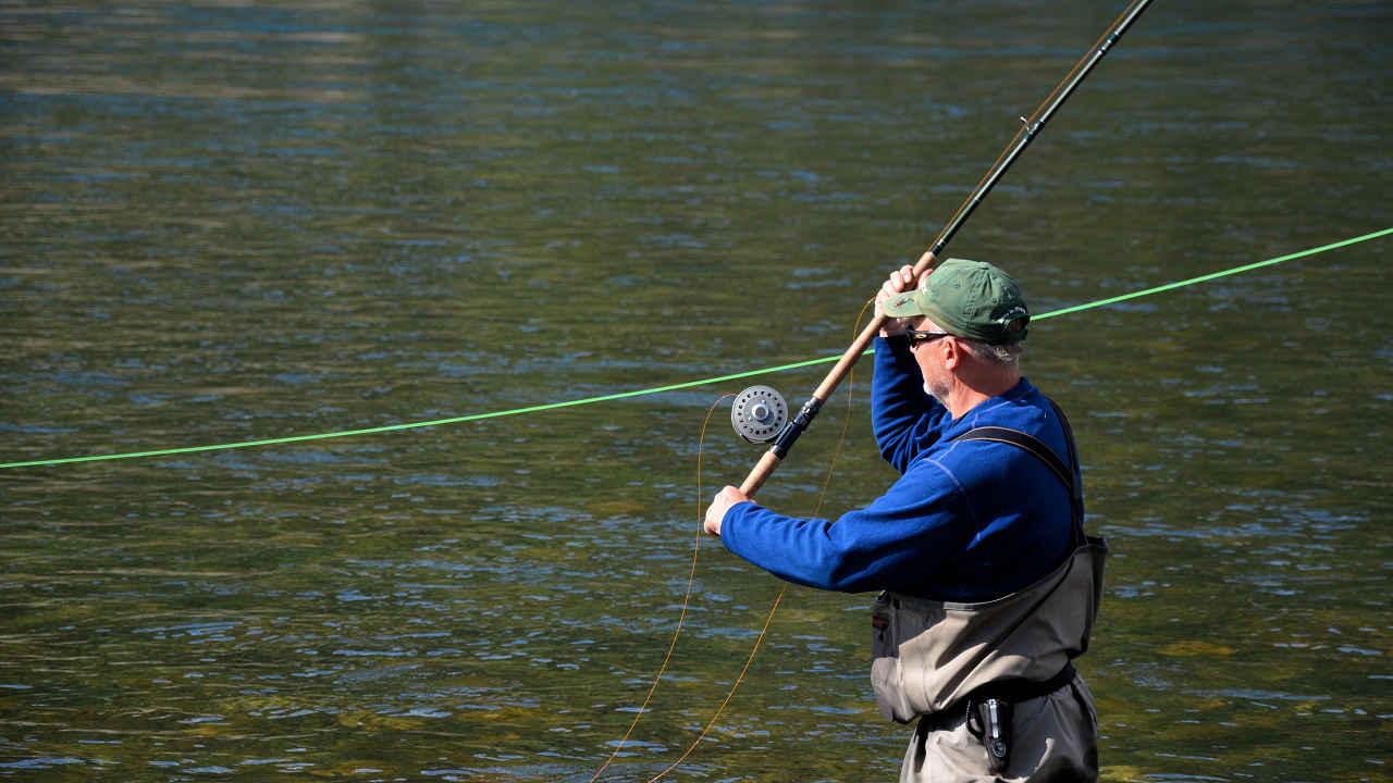 Columbia River Flyfishing Bruce Kruk