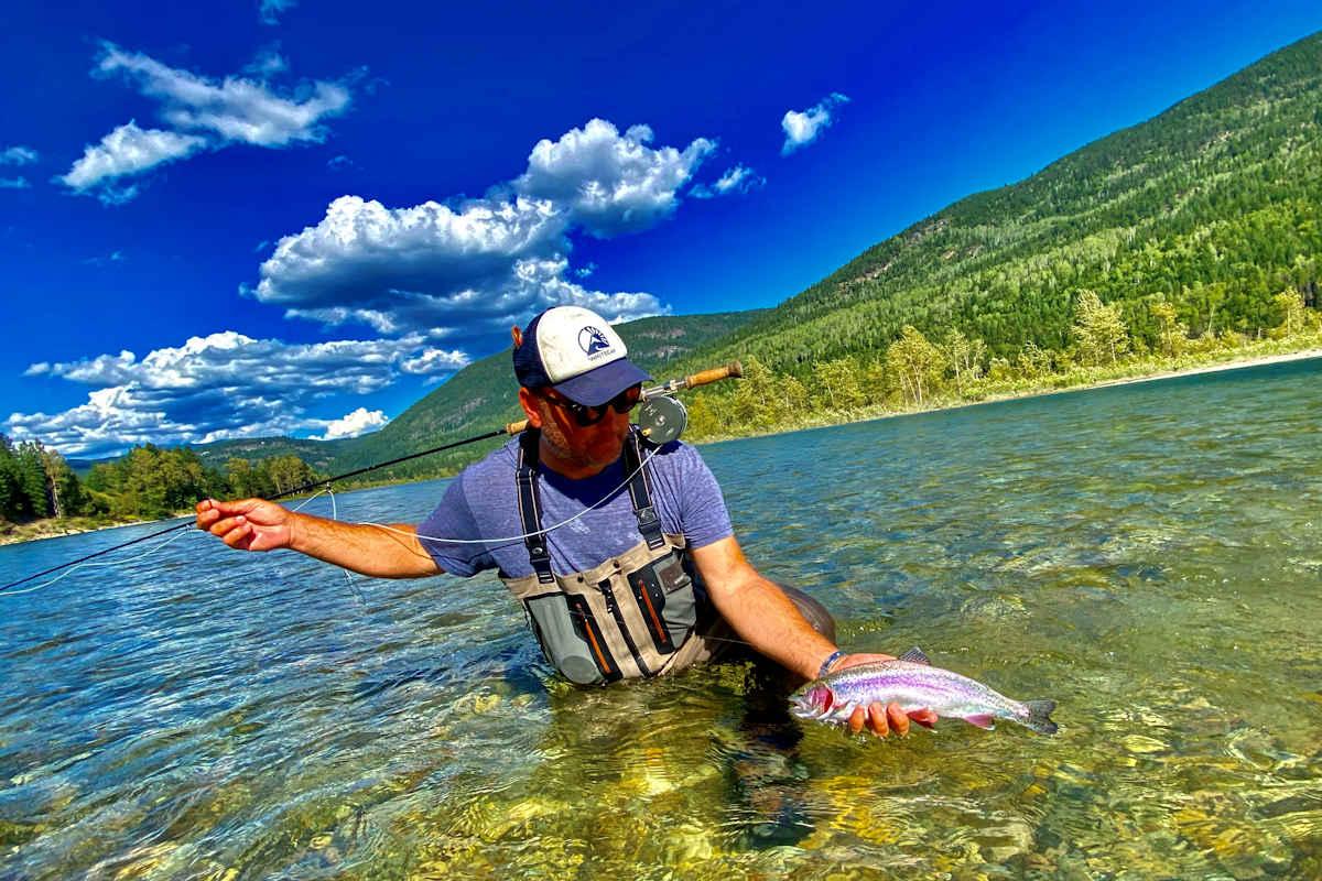 Columbia River Rainbows