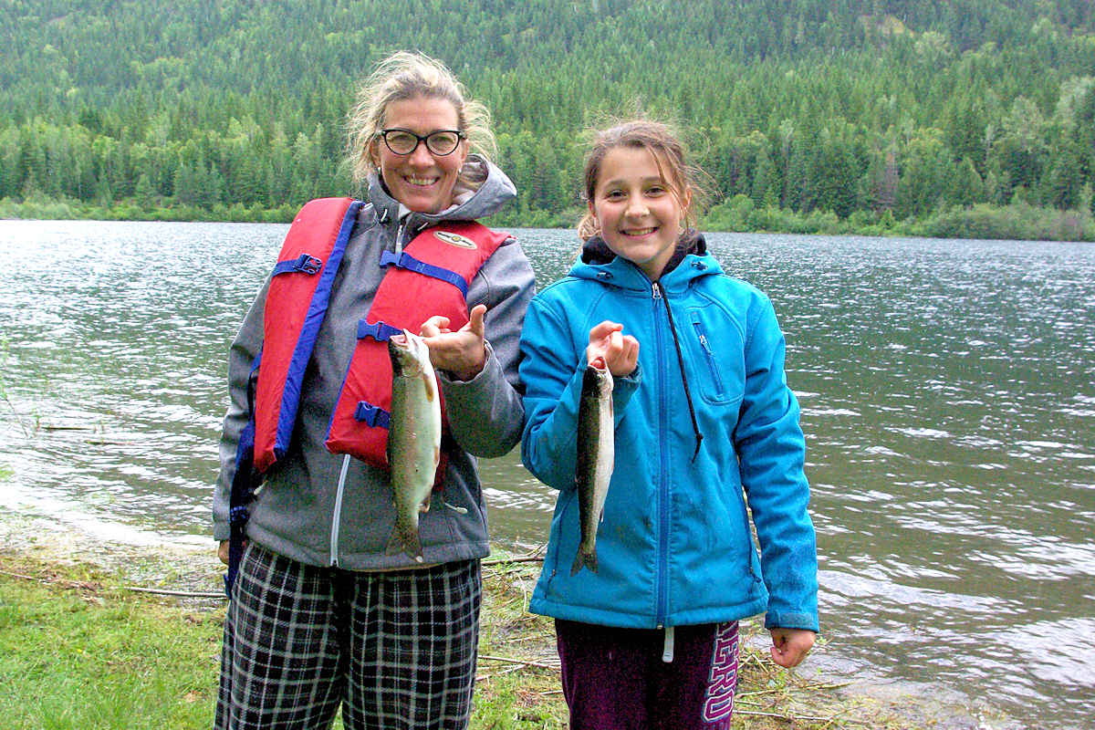 Family Fishing Weekend 2019