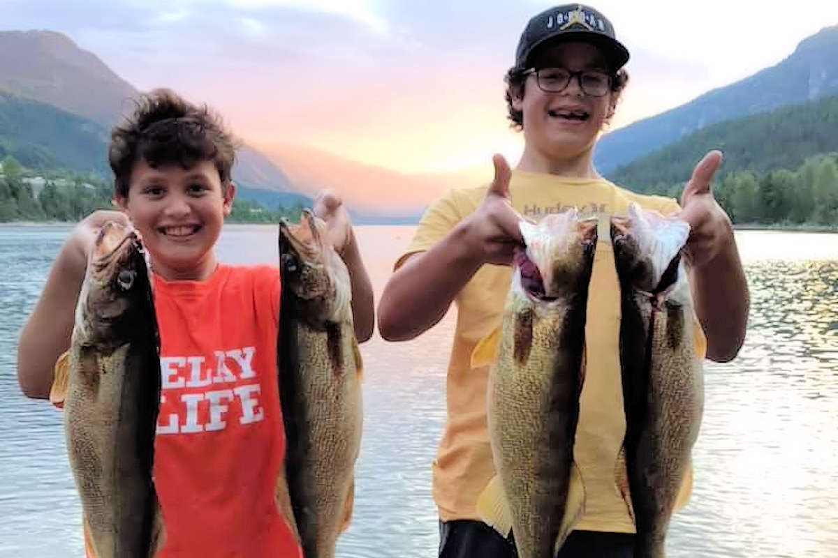 Fishing Report August 15 2019