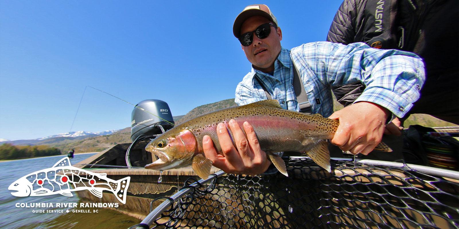 Main Columbia River Rainbows