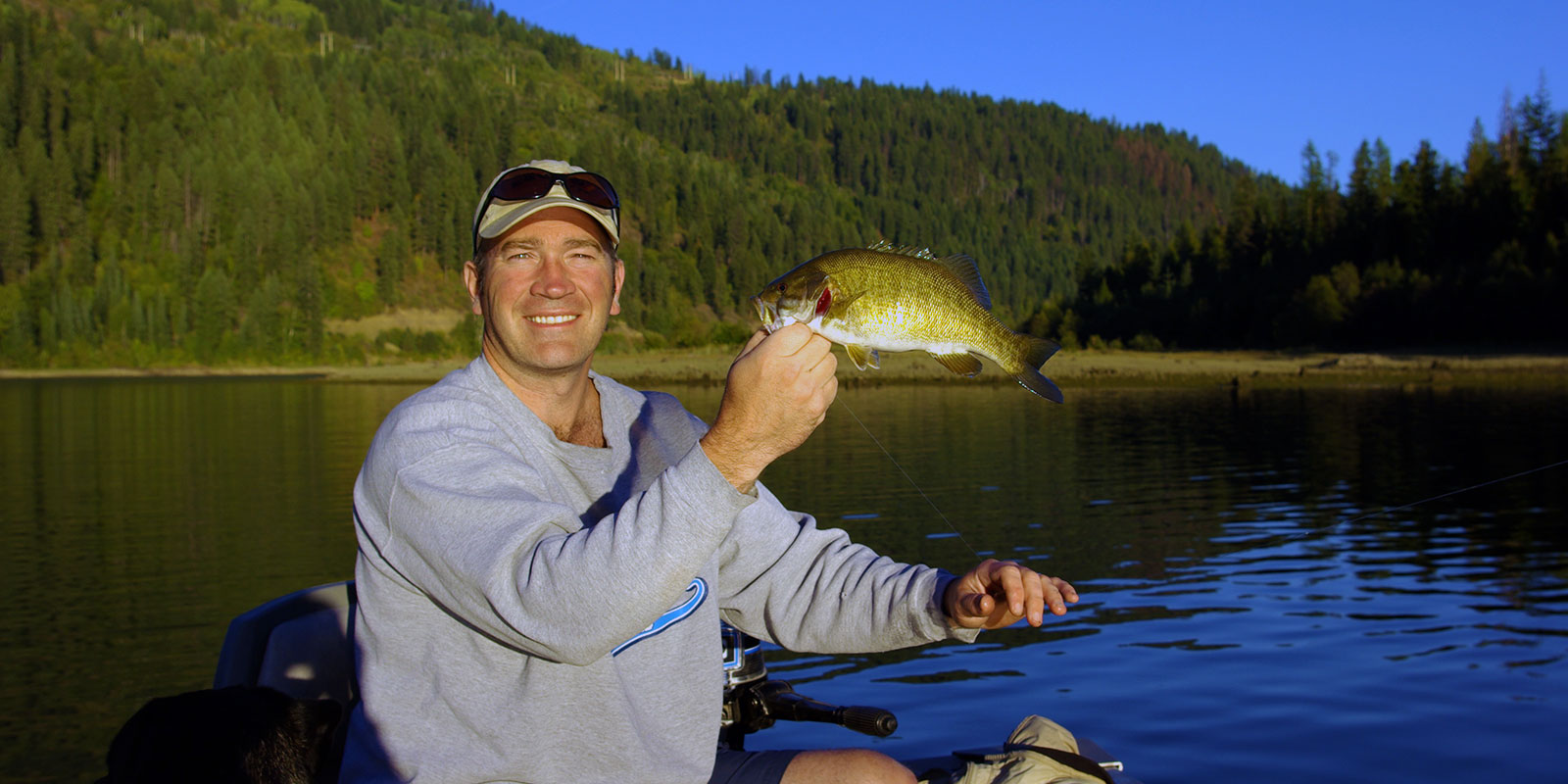 Main Columbia River Spin Casting