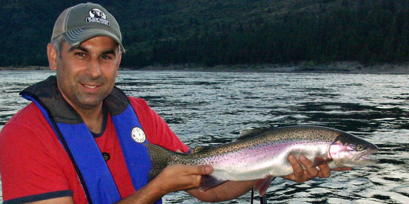 Main Columbia River Summer Fishing