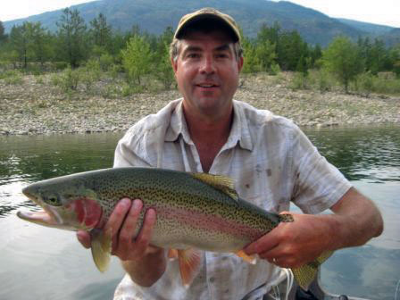 Mountain Valley Sport Fishing and Tours - Rainbow Trout