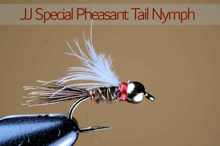 JJ Special Pheasant Tail Nymph